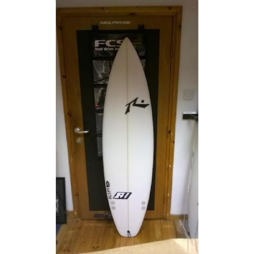 "Rusty R1 6' 1"" Surfboard"